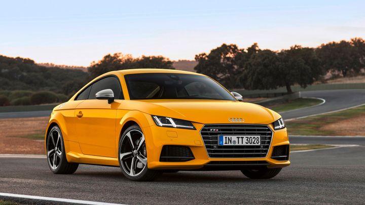 Nové Audi TT vstupuje na trh. Jeho interiér je dokonalý