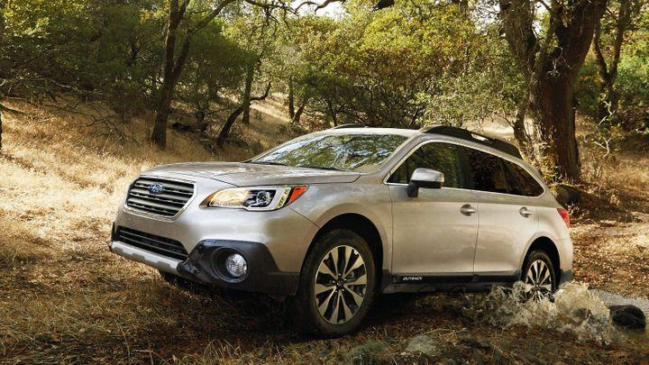 Subaru prodává novou generaci Outbacku. Je vlajkovou lodí