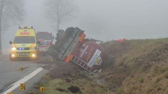 dohady nehod