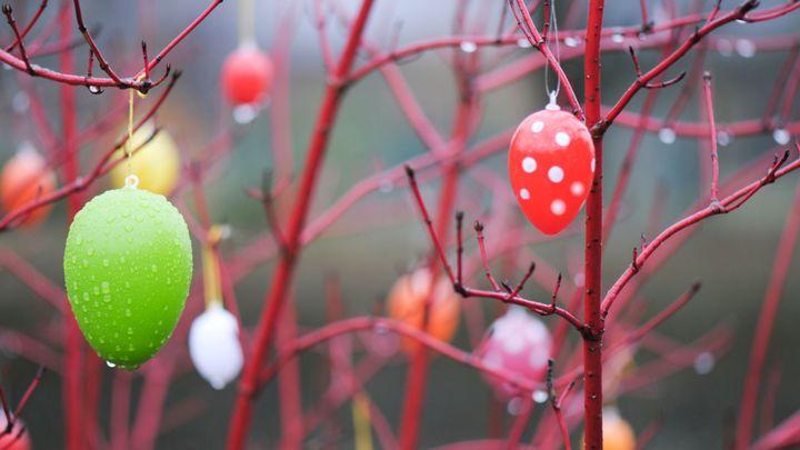 Velikonoce doprovodí aprílové počasí. Výrazně se ochladí, pondělí proprší