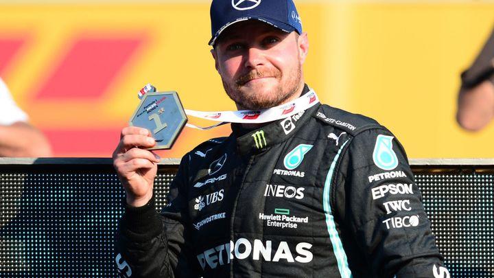 Sprint formule 1 v Monze vyhrál Bottas před Verstappenem; Zdroj foto: Reuters