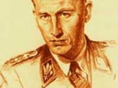 Reinhard Heydrich at a peak stage of his Nazi career