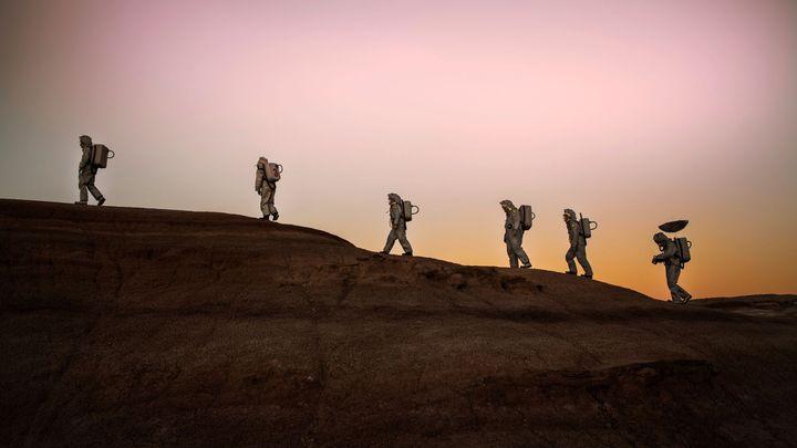 Recenze: Český film Mars je odvážný, navzdory kulisám by lépe vyzněl v divadle