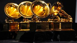 Nominace na Grammy 2015