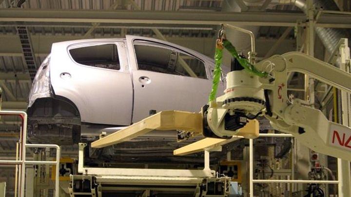 Dobré zprávy z průmyslu. Loni rostl téměř o pět procent