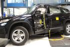Škoda Kodiaq crash test