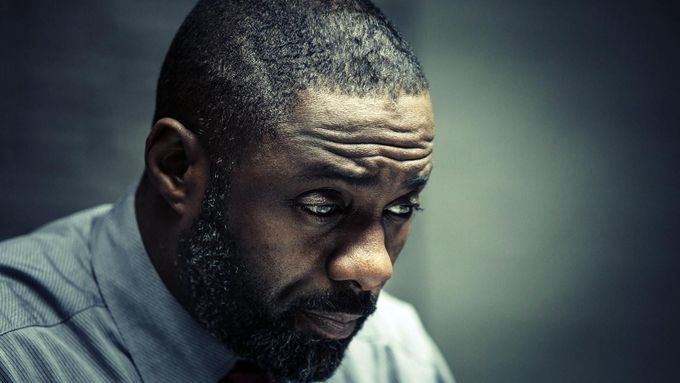 Idris Elba ve filmu No Good Deed.