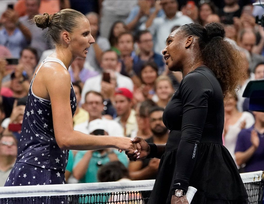 Karolína Plíšková vs. Serena Williamsová, US Open 2018