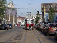 Nové vedení Prahy plánuje, že se za 4 roky na Václavské náměstí vrátí tramvaje