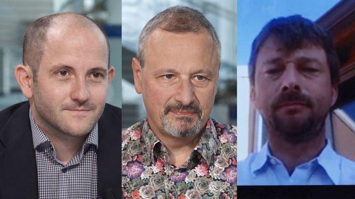 DVTV 15. 5. 2018: Martin Komárek; Daniel Prokop; Štěpán Macháček