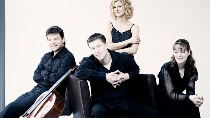 Pavel Haas Quartet.