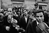 Czechoslovakia. 1966. Festival of gypsy music.