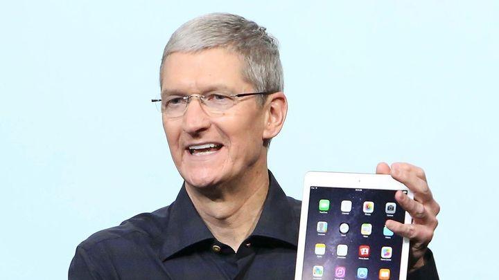 Apple představil novou generaci tabletů s názvem iPad Air 2