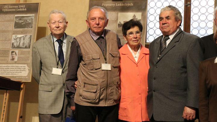 Vítali jsme konec války a do toho ta tragédie, vzpomínali pamětníci na osud Leskovic