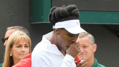 Wimbledon 2017: Venus Williamsová