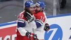 Czech hockey players defeated the Bratislava World Cup in the 5: 1 quarterfinals ...
