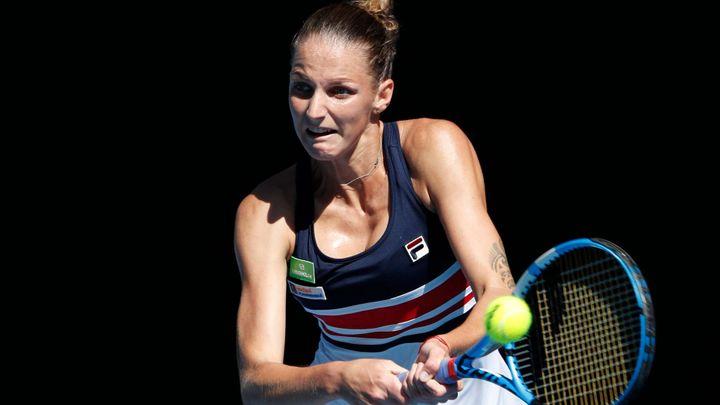 Plíšková otočila v Dubaji duel se Suárezovou a čeká ji Kerberová, proti které se jí moc nedaří
