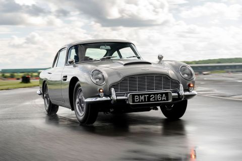 Aston Martin DB5 Bond Continuation