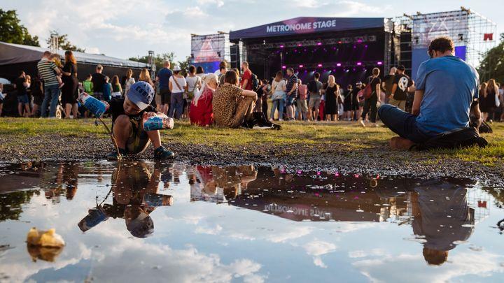 Obrazem: Festival Metronome se obešel bez hotovosti, přišlo 18 tisíc lidí