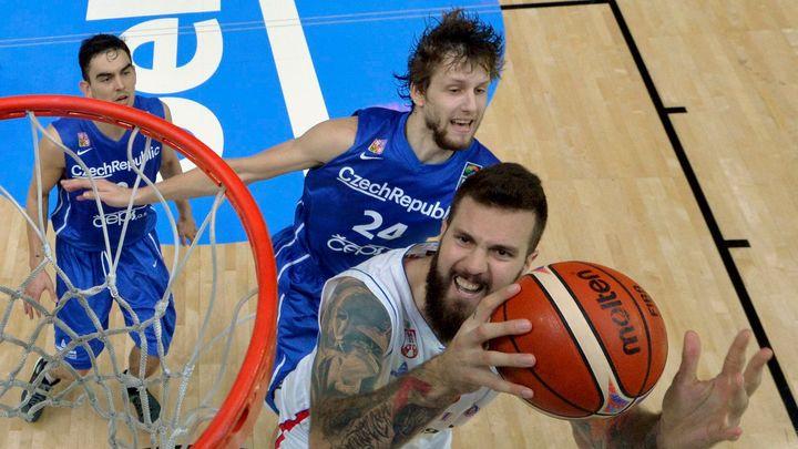 Basketbalistům má do Tokia pomoci i navrátilec Veselý; Zdroj foto: Reuters
