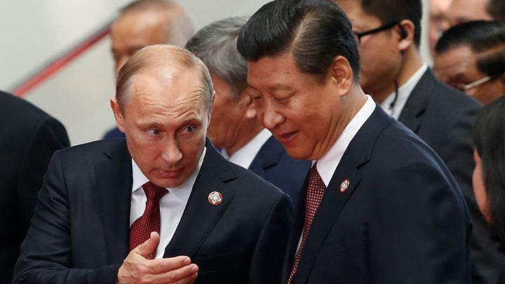 Ruský medvěd a čínský drak si rozumějí. Teď i v ceně plynu