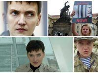 Sledujeme živě: Savčenková se vrací domů jako hrdinka, Rusko ji vyměnilo za dva vojáky
