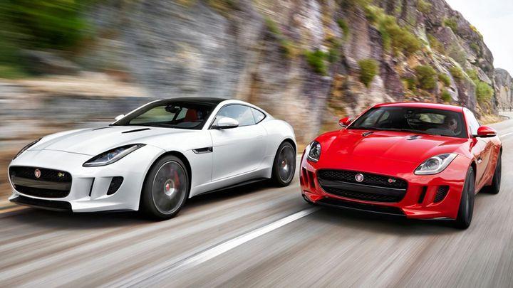Ještě krásnější a navíc levnější: Kupé Jaguar F-Type je tu