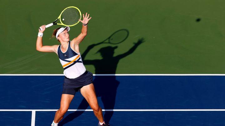 Krejčíková je v osmifinále US Open. Po kvalifikantce na ni čeká šampionka Muguruzaová; Zdroj foto: Reuters