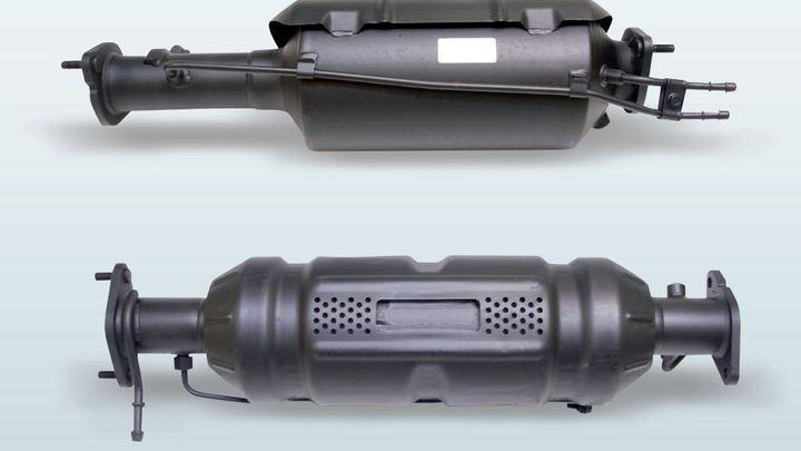 Filtr pevných částic nelze legálně vymontovat, varuje Ford