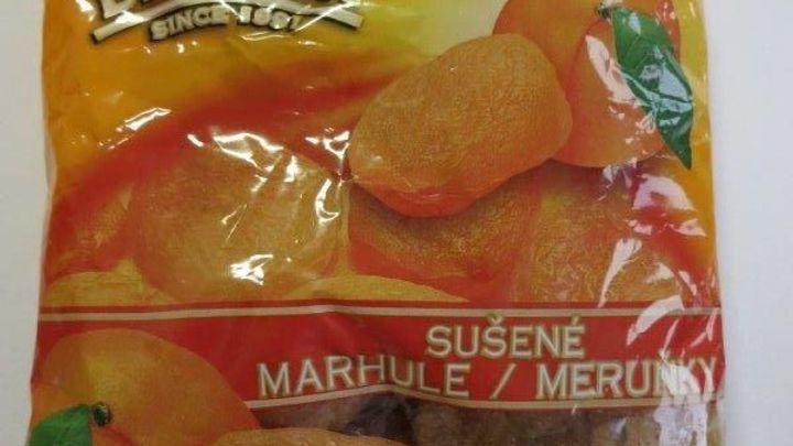 Tesco prodávalo sušené meruňky napadené škůdcem