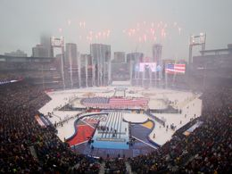 NHL Winter Classic 2017: St. Louis Blues vs. Chicago Blackhawks
