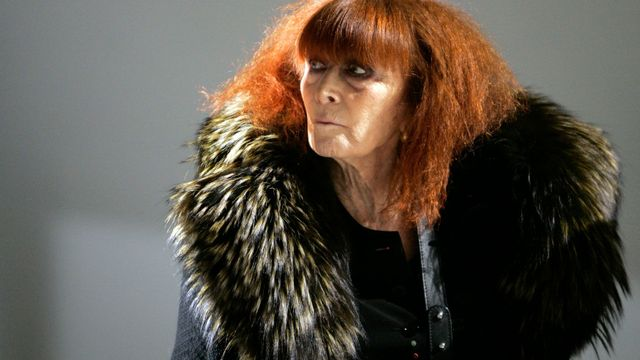 17cdcbc59cd Zemřela francouzská módní návrhářka Rykielová. Bojovnici za ...
