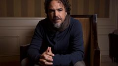 "File photo of Mexican film director Gonzalez Inarritu posing for a portrait while promoting his upcoming movie ""Birdman"" in Los Angeles"