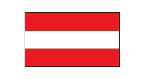 Rakousko - vlajka - Aktuálně.cz