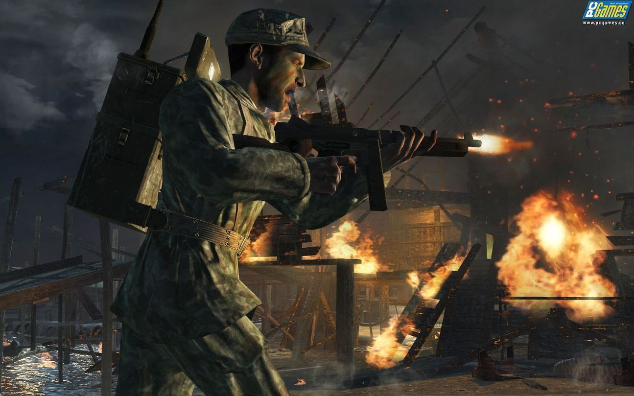 call of duty 5 pc game