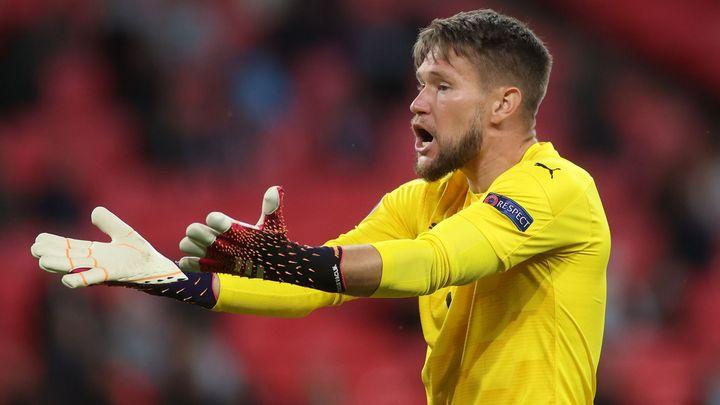 Česko - Wales 0:0. Po šanci Hložka převzal iniciativu soupeř, Čechy zachránil Vaclík; Zdroj foto: Reuters