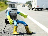 Stopující robot zemřel. Sociální experiment skončil v USA