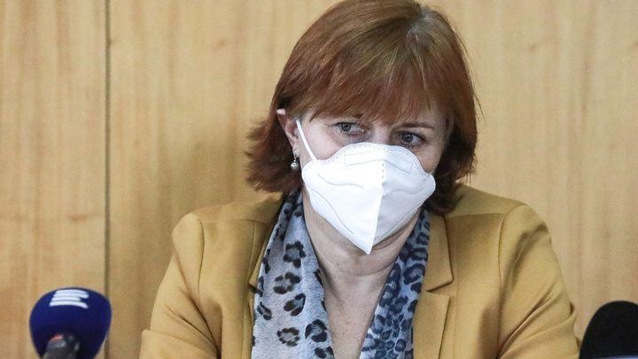 Blatný odvolal hlavní hygieničku Rážovou k 14. březnu, důvod změny dál nekomentuje