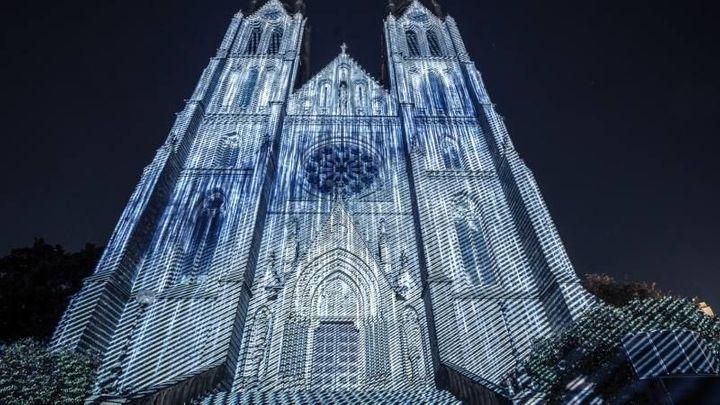 Festival světel Signal letos nabídne 20 instalací, které rozsvítí centrum Prahy i čtvrť Vinohrady