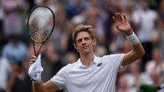 Wimbledon 2018: Kevin Anderson