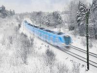 Živě: České dráhy se připravují na sněhovou kalamitu. Pokud můžete, cestu odložte, žádají zákazníky