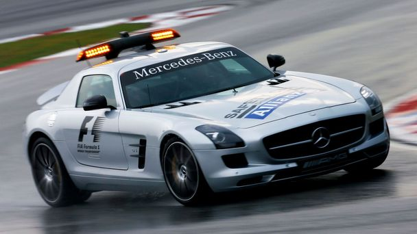 F1, VC Malajsie 2014: safety car