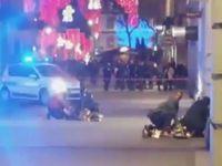 Střelba u vánočního trhu ve Štrasburku:Tři mrtví, policie vyšetřuje možný teror