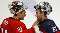 Kanada - USA: Carey Price - Jonathan Quick