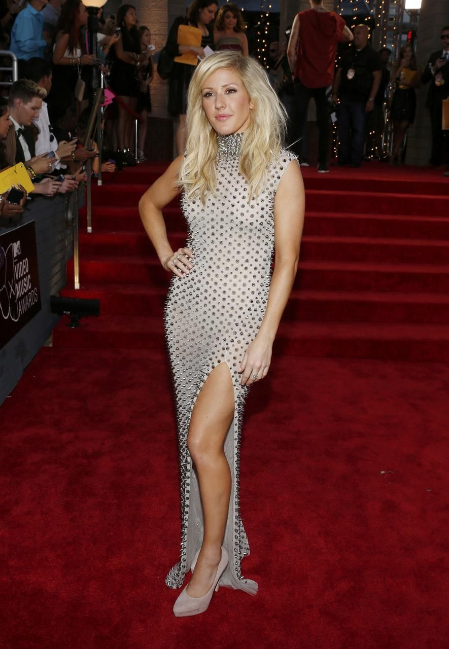 MTV Video Music Awards 2013 - Ellie Goulding