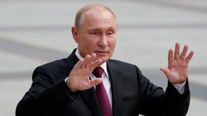 Ruský strategický dokument označil zbraně ve vesmíru jako vojenskou hrozbu