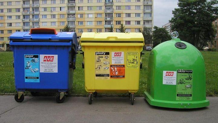 Nejste líní? Objem tříděného odpadu už v Česku neroste