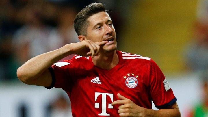 Lewandowski hattrickem zajistil Bayernu německý Ssuperpohár