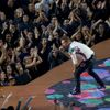 NFL 50: Chris Martin, zpěvák Coldplay