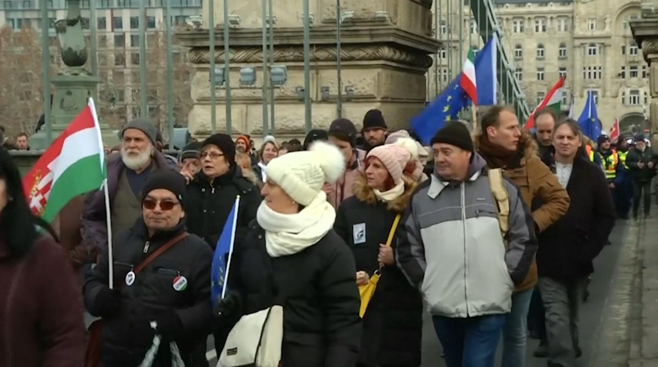Maďaři mají z migrace strach, Orbán je pro mnoho z nich menší zlo, říká student